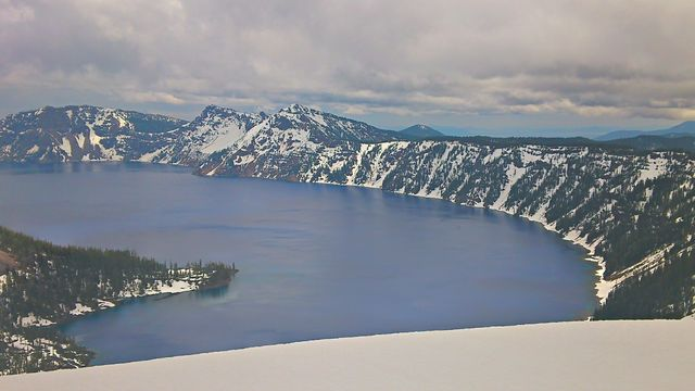 Crater Lake, Orégon