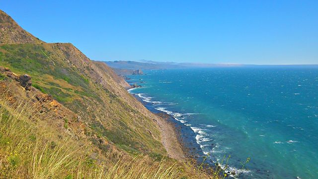 Falaise californienne